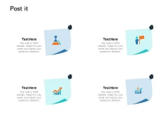 Post It Management Ppt PowerPoint Presentation Layouts Demonstration