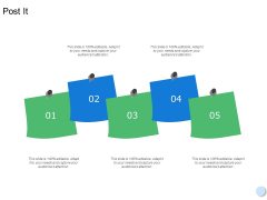 Post It Management Ppt Powerpoint Presentation Professional Guidelines