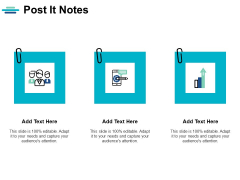 Post It Notes Business Ppt PowerPoint Presentation Show Demonstration