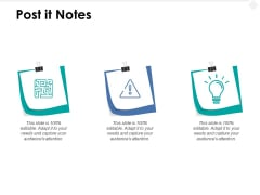 Post It Notes Education Planning Ppt PowerPoint Presentation Infographics Ideas