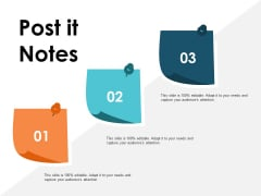 Post It Notes Education Ppt PowerPoint Presentation Inspiration Picture