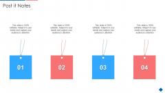 Post It Notes Ideas PDF