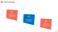 Post It Notes STP Approaches In Retail Marketing Diagrams PDF