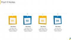 Post It Notes Slides PDF