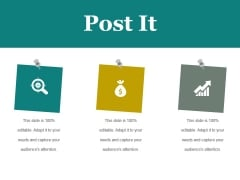 Post It Ppt PowerPoint Presentation Clipart