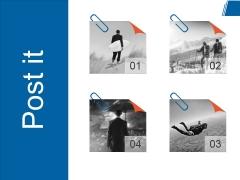 Post It Ppt PowerPoint Presentation Design Ideas