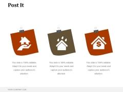 Post It Ppt PowerPoint Presentation Designs