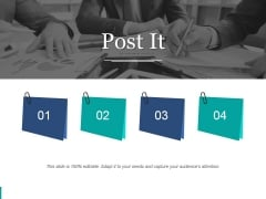 Post It Ppt PowerPoint Presentation Guidelines