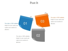 Post It Ppt PowerPoint Presentation Infographic Template