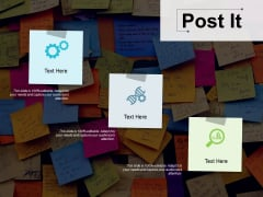 Post It Ppt PowerPoint Presentation Pictures Template