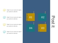 Post It Ppt PowerPoint Presentation Portfolio Graphics