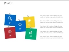 Post It Ppt PowerPoint Presentation Summary Tips