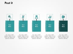 Post It Process Management Ppt PowerPoint Presentation Infographics Demonstration