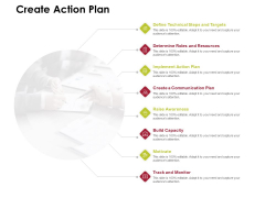 Power Management System And Technology Create Action Plan Graphics PDF