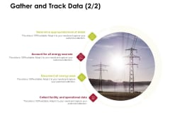Power Management System And Technology Gather And Track Data Sources Ppt PowerPoint Presentation Inspiration Designs Download PDF