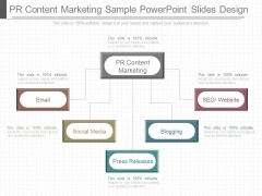 Pr Content Marketing Sample Powerpoint Slides Design