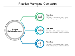 Practice Marketing Campaign Ppt PowerPoint Presentation Infographics Example Cpb