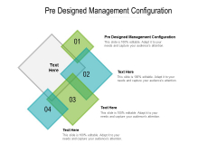 Pre Designed Management Configuration Ppt PowerPoint Presentation Icon Display Cpb Pdf