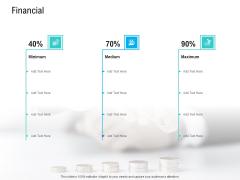 Pre Seed Funding Pitch Deck Financial Ppt Portfolio Ideas PDF