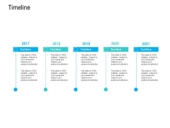 Pre Seed Funding Pitch Deck Timeline Ppt Icon Show PDF