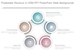Predictable Revenue In Crm Ppt Powerpoint Slide Backgrounds