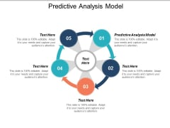 Predictive Analysis Model Ppt PowerPoint Presentation File Slideshow Cpb