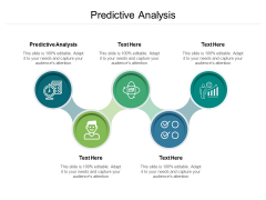 Predictive Analysis Ppt PowerPoint Presentation Styles Slide Cpb