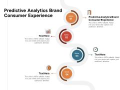 Predictive Analytics Brand Consumer Experience Ppt PowerPoint Presentation Model Ideas Cpb Pdf