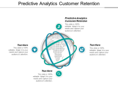 Predictive Analytics Customer Retention Ppt PowerPoint Presentation Show Format Ideas Cpb