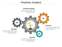 Predictive Analytics Ppt PowerPoint Presentation Ideas Outline Cpb
