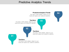 Predictive Analytics Trends Ppt PowerPoint Presentation Inspiration Slide Download Cpb