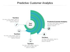 Predictive Customer Analytics Ppt PowerPoint Presentation Pictures Maker Cpb
