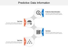 Predictive Data Information Ppt PowerPoint Presentation Ideas Display Cpb