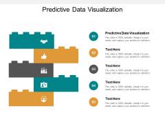 Predictive Data Visualization Ppt PowerPoint Presentation Infographics Design Ideas Cpb