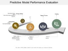 Predictive Model Performance Evaluation Ppt PowerPoint Presentation Summary Objects