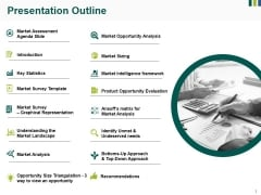 Presentation Outline Ppt PowerPoint Presentation Ideas Outline