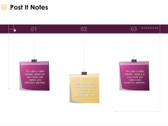 Preventive Measures Workplace Post It Notes Ppt Summary Backgrounds PDF