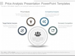 Price Analysis Presentation Powerpoint Templates