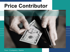 Price Contributor Cost Drivers Resource Ppt PowerPoint Presentation Complete Deck