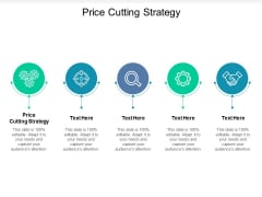 Price Cutting Strategy Ppt PowerPoint Presentation Infographics Brochure