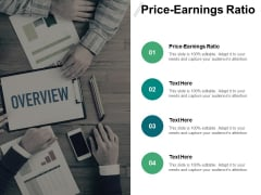 Price Earnings Ratio Ppt PowerPoint Presentation File Slide Portrait Cpb