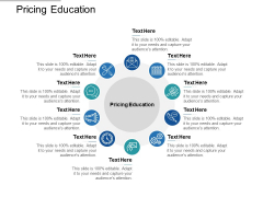 Pricing Education Ppt PowerPoint Presentation Icon Example File Cpb
