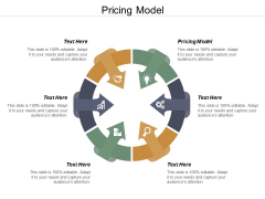 Pricing Model Ppt PowerPoint Presentation Portfolio Designs Download Cpb