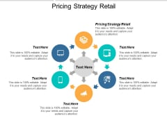 Pricing Strategy Retail Ppt PowerPoint Presentation Icon Graphics Template Cpb