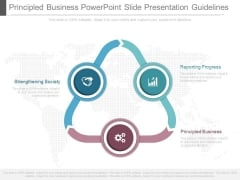 Principled Business Powerpoint Slide Presentation Guidelines