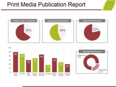 Print Media Publication Report Ppt PowerPoint Presentation Inspiration Design Inspiration