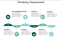 Prioritizing Requirements Ppt PowerPoint Presentation Inspiration Mockup Cpb