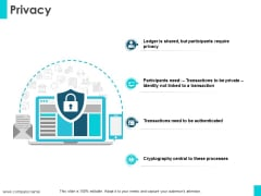 Privacy Ppt PowerPoint Presentation Outline Slides