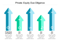 Private Equity Due Diligence Ppt PowerPoint Presentation Infographics Master Slide Cpb