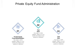 Private Equity Fund Administration Ppt PowerPoint Presentation Pictures Graphics Example Cpb Pdf